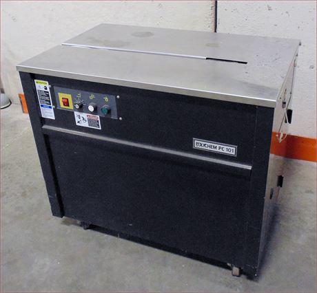 UW SWAP Online Auction - PolyChem PC101 Strapping Machine #49277 C