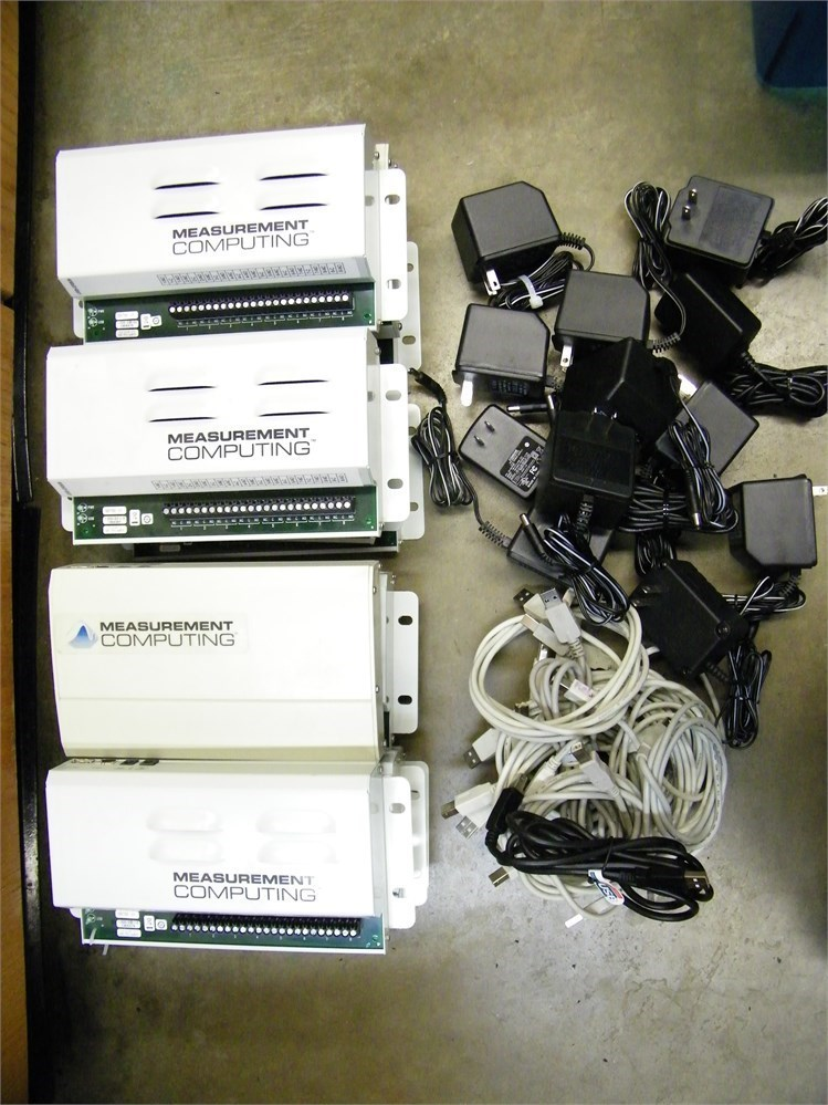 UW SWAP Online Auction - Lot of 12 USB 8-Channel Relay