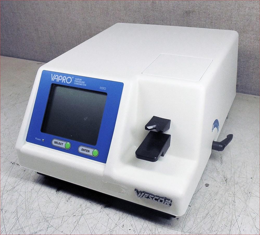 UW SWAP Online Auction - Vapro Vapor Pressure Osmometer