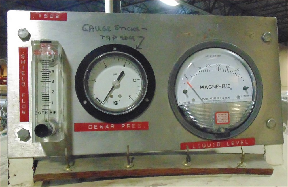 UW SWAP Online Auction - Liquid Helium Tank #53555