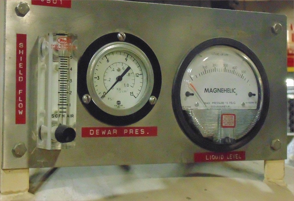 UW SWAP Online Auction - Liquid Helium Tank #53554