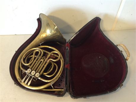 Single French Horn